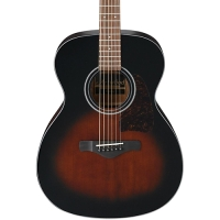 Ibanez AC400CE Artwood Acoustic-Electric Guitar, Dark Violin Sunburst (ac400-DVG)