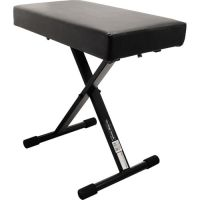 On-Stage Stands KT7800+ Keyboard Bench (kt7800+)