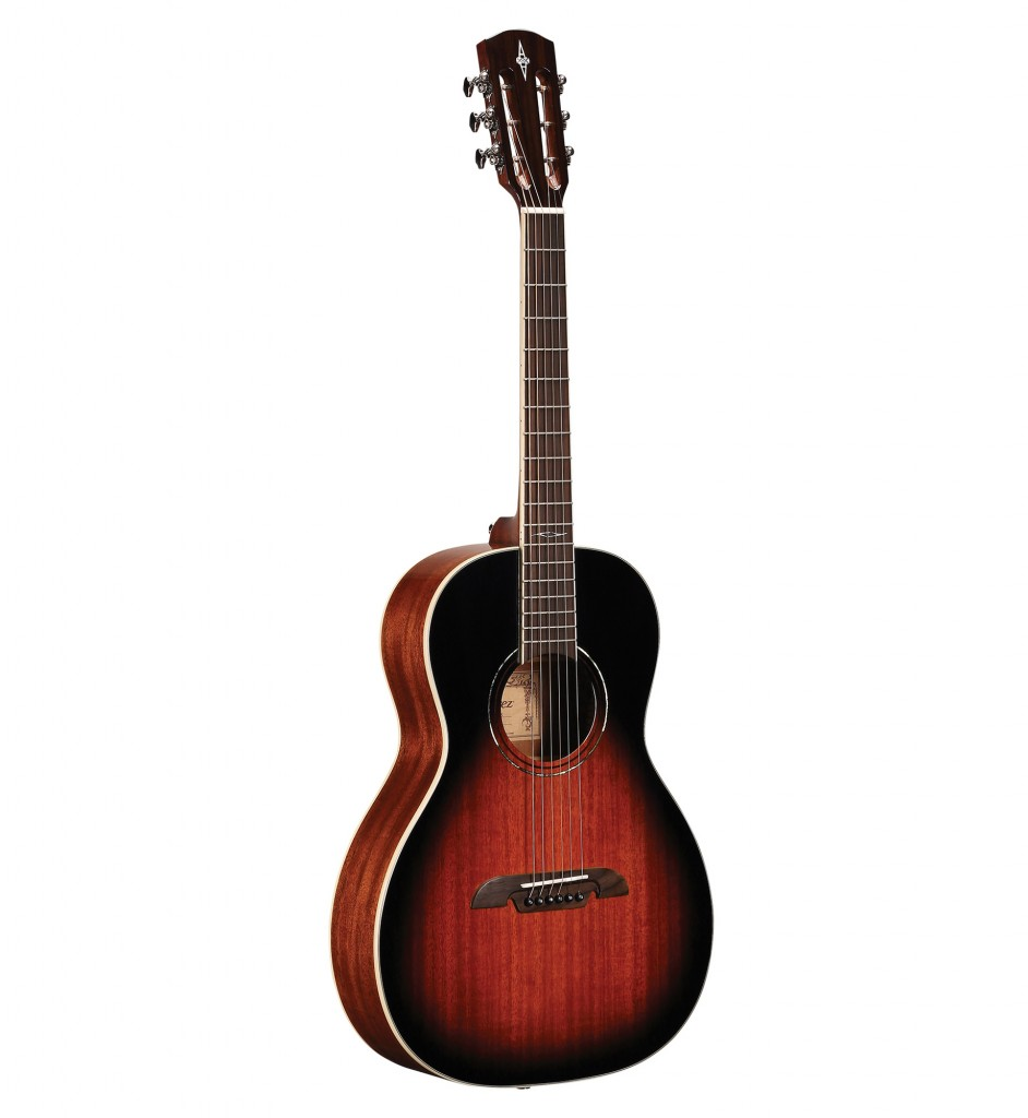 alvarez ap66 parlor acoustic guitar sunburst. Black Bedroom Furniture Sets. Home Design Ideas