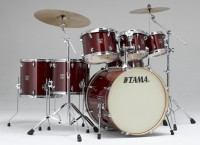 Tama Superstar Classic Custom 7-Piece Shell Pack Classic Cherry Wine (CL72S-CCW)