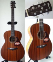 Ibanez AC240 Artwood Grand Concert Acoustic Guitar (ac240-opn)